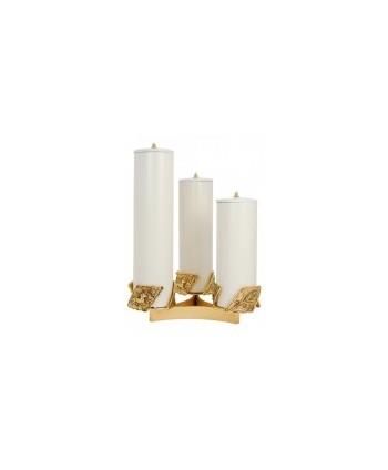 Candeliere in ottone