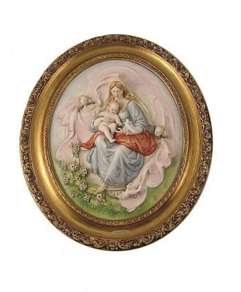 Madonna con colomba