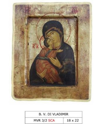 Beata Vergine di Vladimir