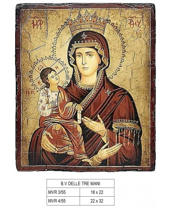 Beata Vergine delle tre maini